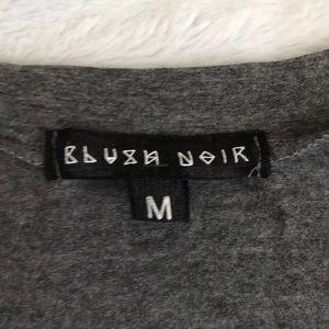 "Blush Noir Tops - Blush Noir ""NOIR"" tank"